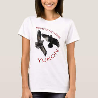 Whitehorse, Yukon T Shirt