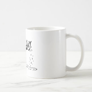 Who houdt van Maandagen! Koffiemok