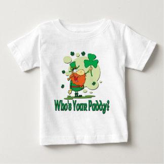Who is Uw Grappige Kabouter van de Padie Baby T Shirts