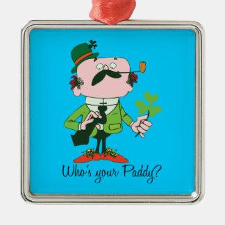 Who is Uw Ornament van de Herinnering van de Padie