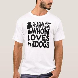 Who van de apotheker houdt van Honden T Shirt
