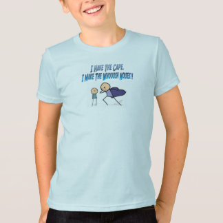 whoosh super heldenkaap t shirt
