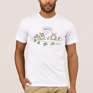 WIE de T-shirt van de UIL door Sandra Boynton