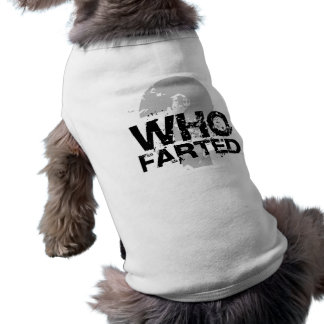 wie farted? t-shirt
