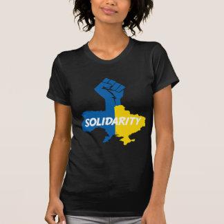 Wij bevinden ons met de Oekraïne T Shirt