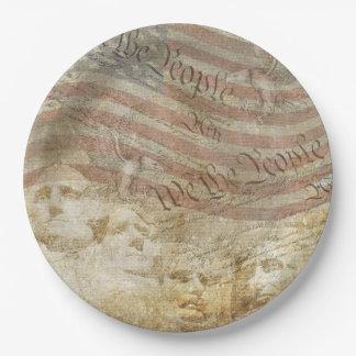 Wij de Mensen de V.S. markeren Mt. het Bord van