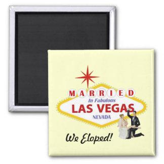 Wij Eloped! Gehuwd in de Magneet van Las Vegas