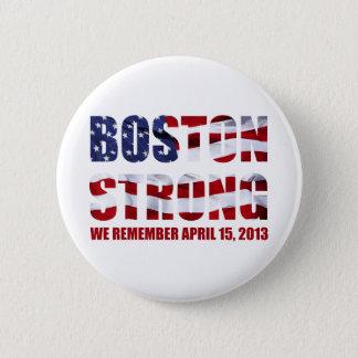 Wij herinneren Boston Ronde Button 5,7 Cm