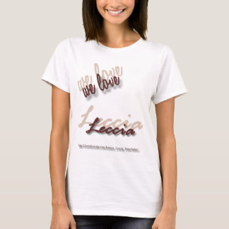 Wij houden van T-shirt Leccia