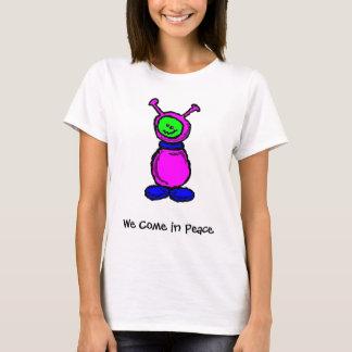 Wij komen in Vrede T Shirt