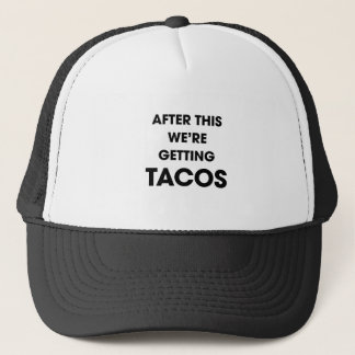 Wij krijgen Taco's Trucker Pet