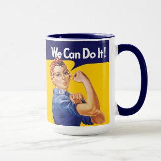 Wij kunnen het doen! Rosie de Klinkhamer Mok