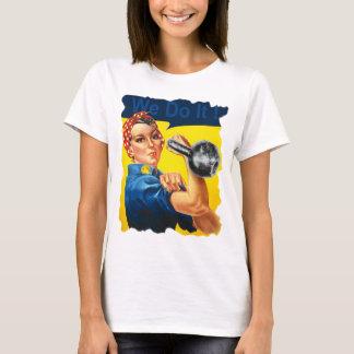 Wij kunnen het doen T-shirt Kettlebell