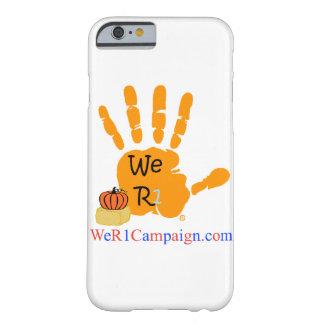 Wij R1 het Hoesje van de Telefoon van de Hand van