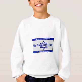 Wij steunen Israël Trui