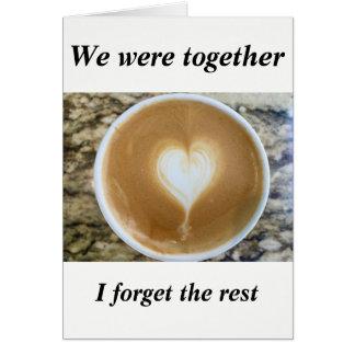 Wij waren samen briefkaarten 0