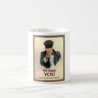 Wij wensen u WW2 Duits Poster Koffiemok