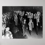 Wij willen Bier! Het Protest van het verbod, 1931