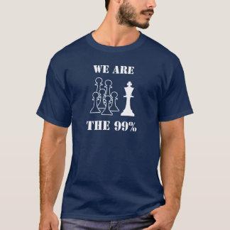 Wij zijn 99% t shirt