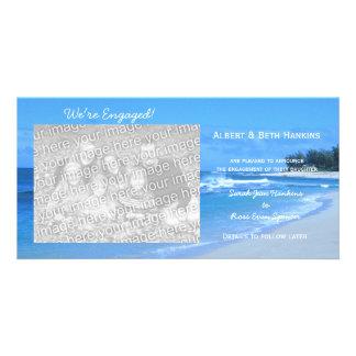 Wij zijn de Bezette Blauwe OceaanKaarten van de Fo Kaart