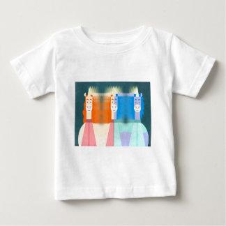 Wij zijn Één Eenhoorn Baby T Shirts