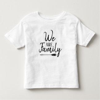 Wij zijn Familie - de Goedkeuring, bevordert, Kinder Shirts