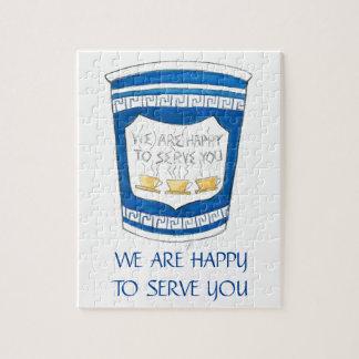 Wij zijn Gelukkig om u te dienen het Griekse Puzzel