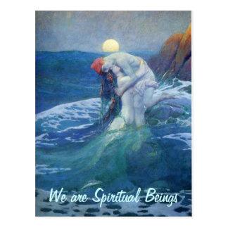 Wij zijn Spiritueel briefkaart