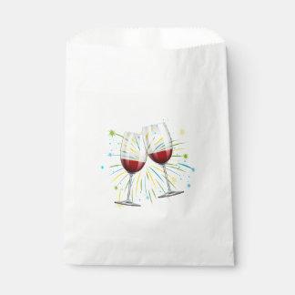 Wijnmakerij van de Partij van het Huwelijk van Zakje 0
