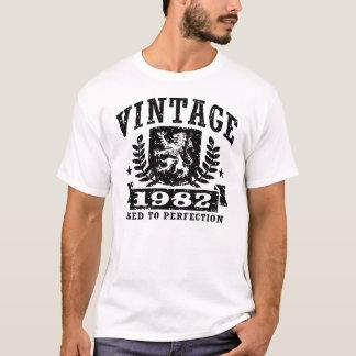 Wijnoogst 1982 t shirt