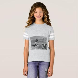 Wijnoogst van het Rijm van de Sporten van de Mof T Shirt