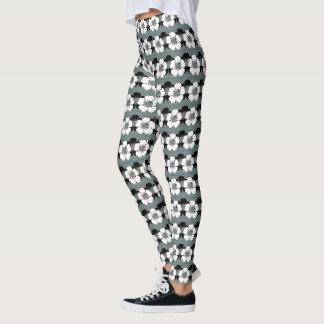Wijs-wit--Mod-Floral-School-Work_XS-XL Leggings