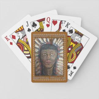 """""""Wijsheid """" Pokerkaarten"""