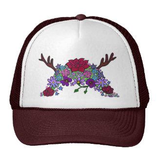 Wild Ding Wildflower Koningin Trucker Hat Trucker Cap