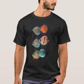 Wild Discus Fish T Shirt