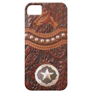 """""""Wild paard"""" Westerne IPhone 5 Hoesje"""