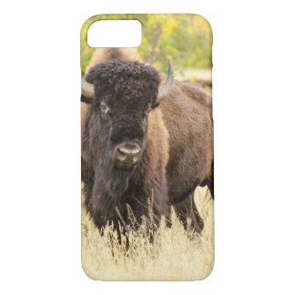Wilde Buffels op een Gebied iPhone 8/7 Hoesje