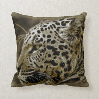 Wilde Dierlijke werpt Decoratief van Jaguar Sierkussen
