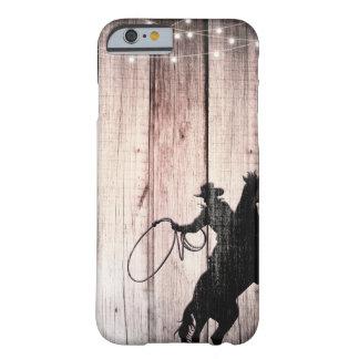 Wilde Westennen van het Land van de Schuur van de Barely There iPhone 6 Hoesje