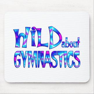 Wildernis over Gymnastiek Muismat