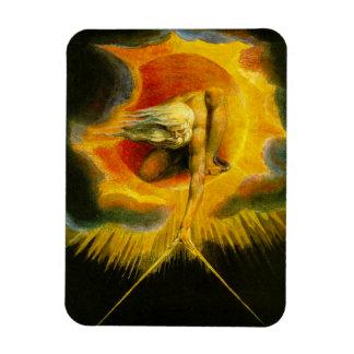 William Blake Ancient van de Magneet van Dagen