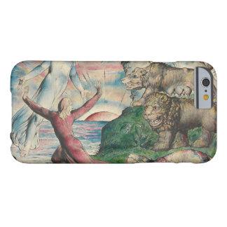 William Blake - Dante die van de drie Dieren lopen Barely There iPhone 6 Hoesje