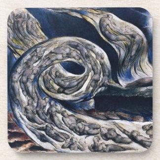 William Blake de Onderzetters van de Wervelwind va