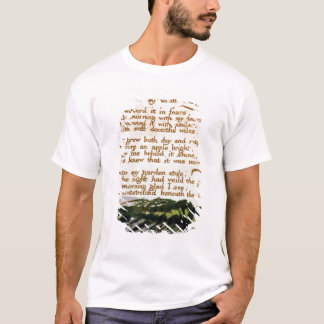 William Blake   een Boom van het Vergift T Shirt