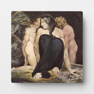 William Blake Hecate Plaque Foto Platen