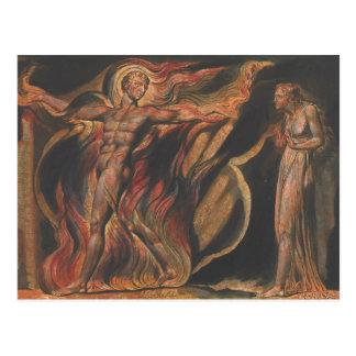 William Blake - Jeruzalem, Bord 26, Dergelijke Briefkaart