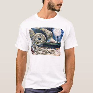 William Blake - Wervelwind van Minnaars T Shirt