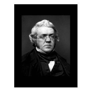 William Makepeace Thackeray Briefkaart