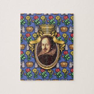 William Shakespeare Puzzel