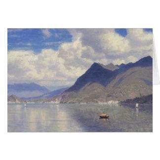 William Stanley Haseltine - Lago Maggiore Briefkaarten 0